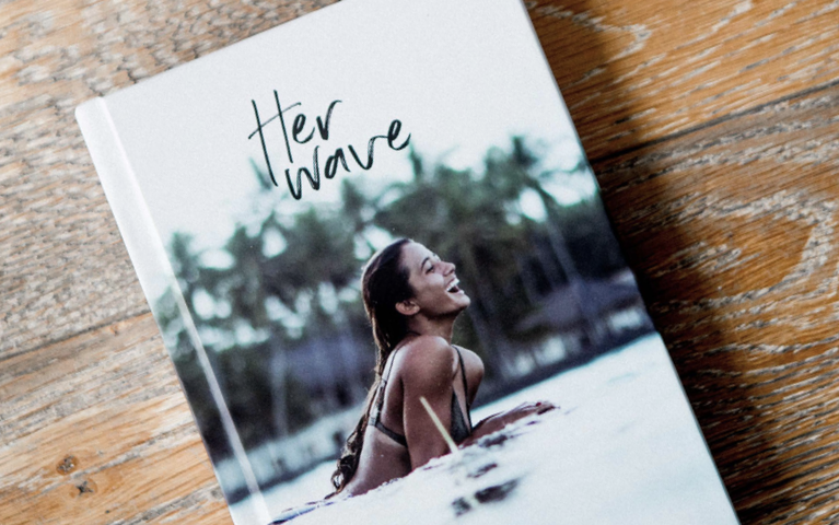 Cait Miers | Photography | Her Wave | Surf | Salt Living