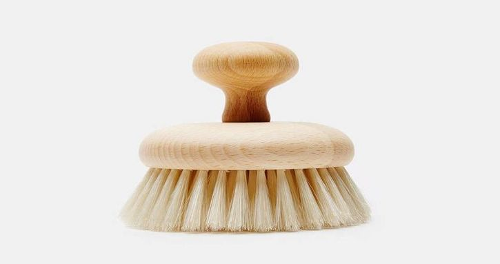 Redecker Dry Body Brushing | Salt Living