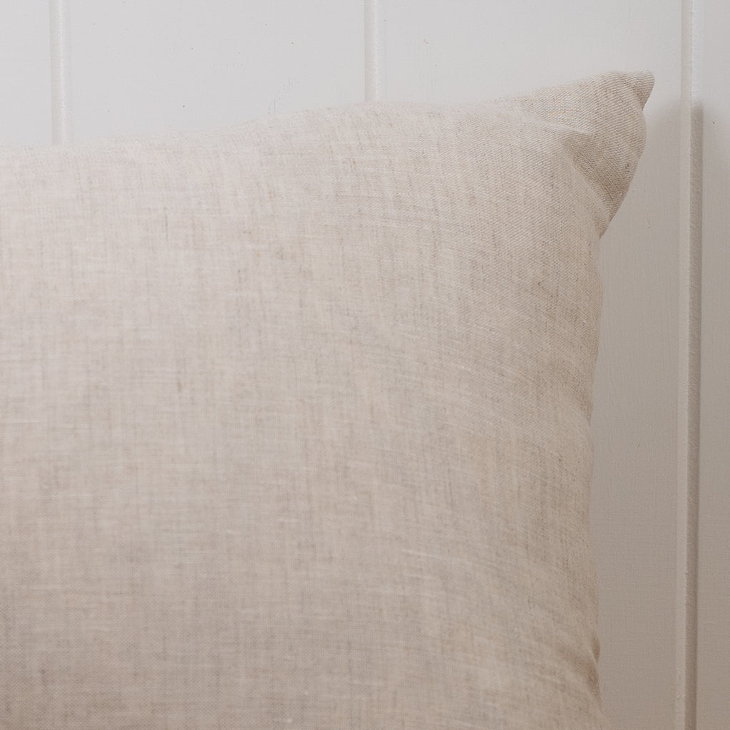 Island Natural Linen Cushion Cover | 35 x 55cm by Salt Living