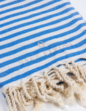 Seafarer Turkish Towel in Sea from Salt Living