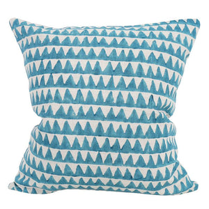 Pyramids Turkish Linen Cushion 50cm | Walter G at Salt Living
