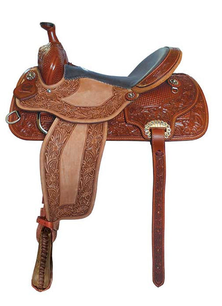 Combo Tree All-Around Saddle (by Alamo Saddlery)