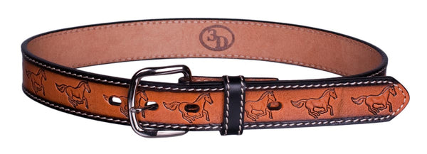 Running Horses Belt (by 3D Belt Company)