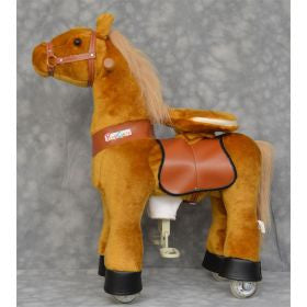 Pony Cycle in Light Brown - Small (by 3D Belt Company)