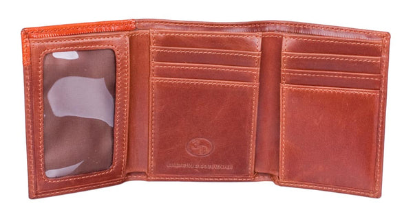 Overlay Trifold Wallet by 3D Belt Company