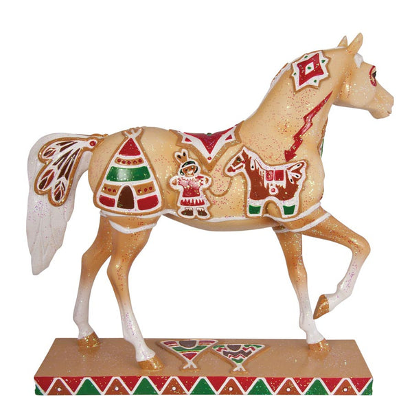 Village Christmas Cookie by Trail of Painted Ponies