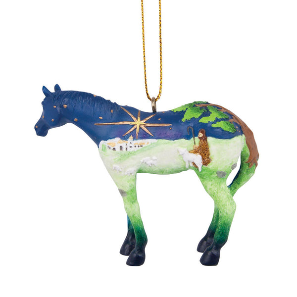 Faith Ornament by Trail of Painted Ponies