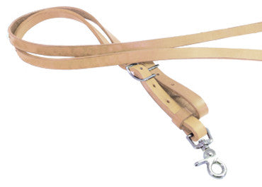 Adjustable Roping Reins in Russet by Alamo Saddlery