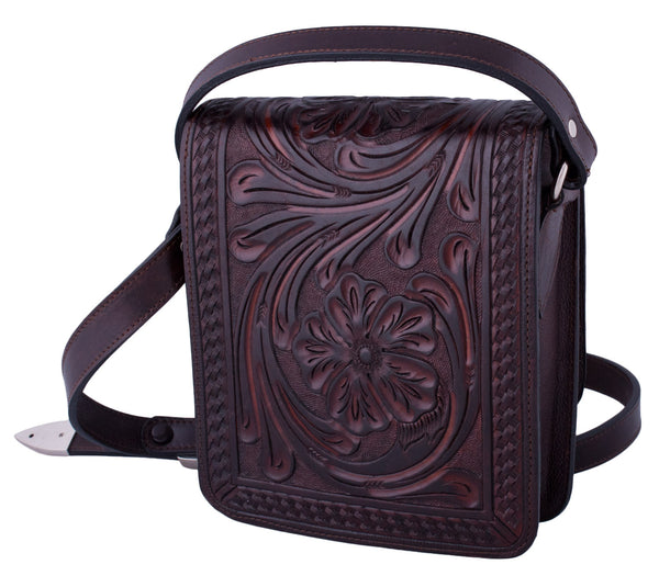 Belt Buckle Sling Bag by Appaloosa Trading Co.
