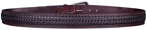 Laced Overlay Belt by Appaloosa Trading Co.