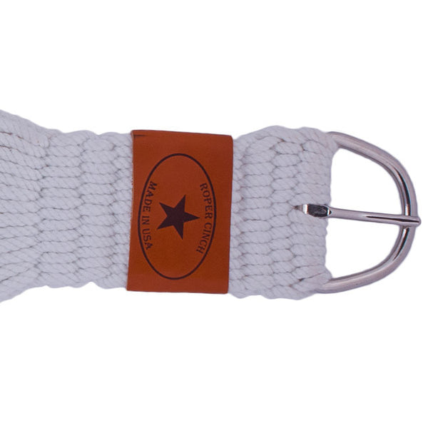 Texas Roper Cinch by Alamo Saddlery