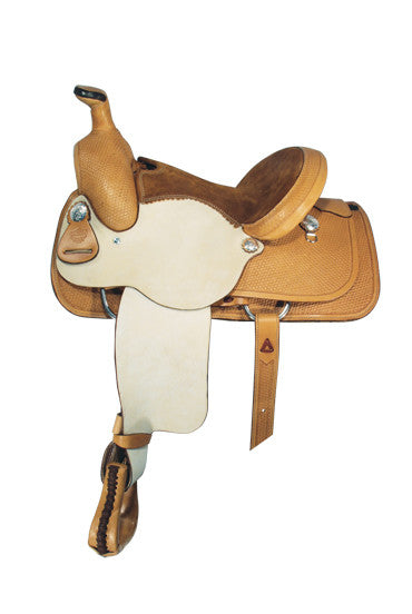 Youth Bowman Roper Saddle by Alamo Saddlery