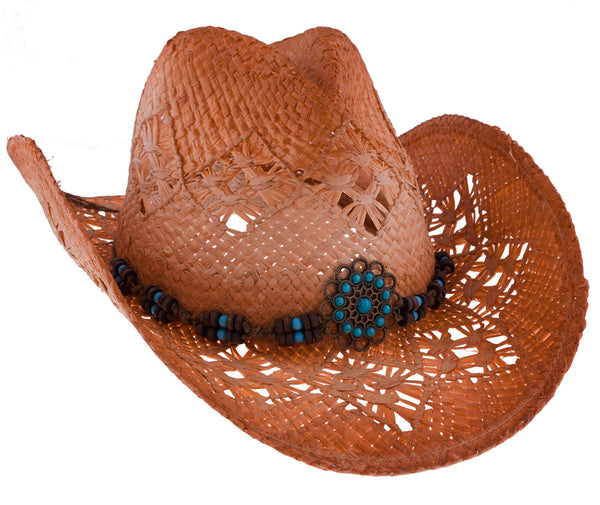 Tequila Sunrise Cowboy Hat by Bullhide Hats