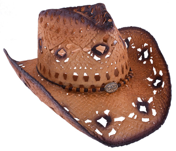 Superstitious Cowboy Hat by Bullhide Hats