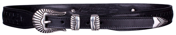 Buffalo Nickel Ranger Belt by Appaloosa Trading Co.