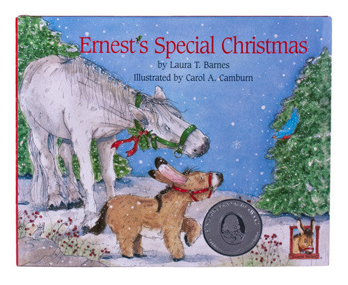Ernest's Special Christmas by Laura T. Barnes