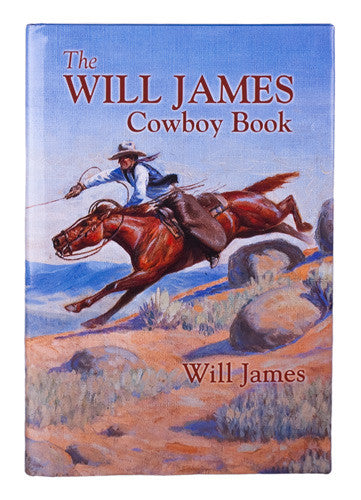 The Will James Cowboy Book by Will James