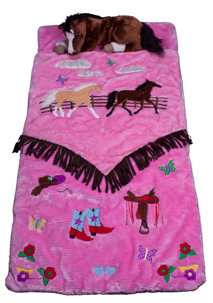 Cowgirl Ranch Slumber Bag by Carstens