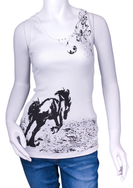 Air of Heaven Tank by Cowgirls for a Cause