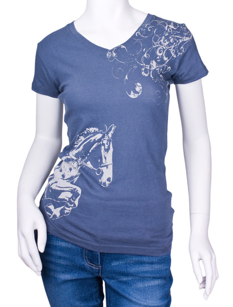 Courage 1 Tee by Cowgirls for a Cause