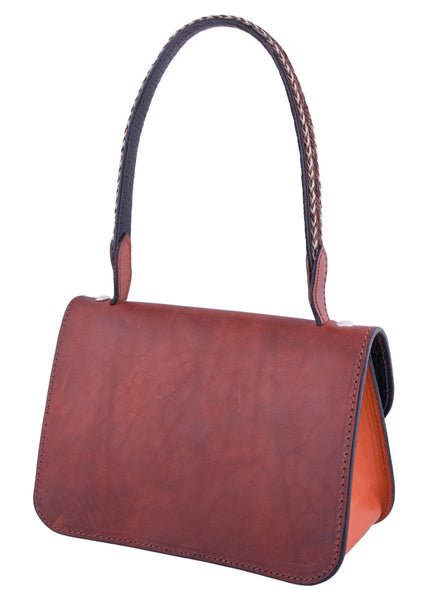 Concho Handbag by Colorado Horsehair