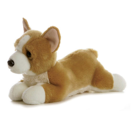 Plush Corgi by GT Reid
