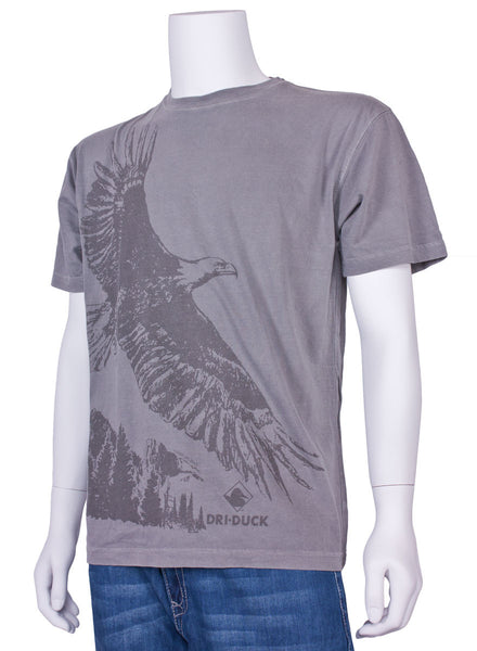 Eagle Tee Shirt by Dri-Duck