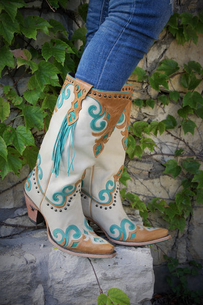 Royal Lane Cowboy Boot by Lane Boots