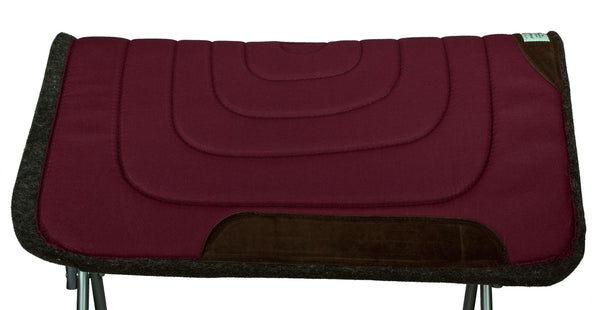 The Rancher Wool Saddle Pad by Diamond Wool Pad Co.