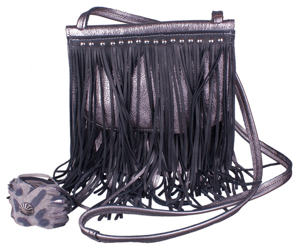 Prairie Sling Bag in Gunmetal by Eternal Perspective