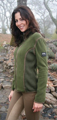 Fleece Jacket by Goode Rider