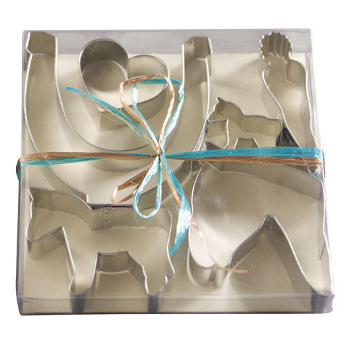 Horse Lover's Cookie Cutter Set by GT Reid