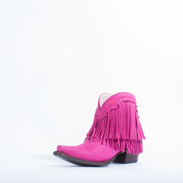 Spitfire Cowboy Boot in Pink by Junk Gypsy Co.