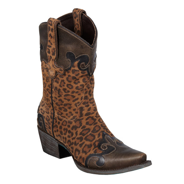 Dakota Cowboy Boot in Cheetah by Lane Boots
