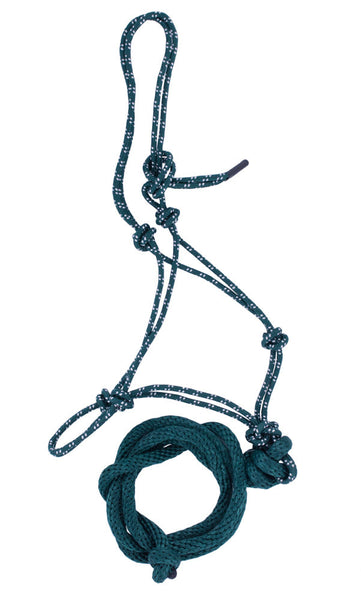 Mountain Rope Halter in Hunter by Lami-Cell