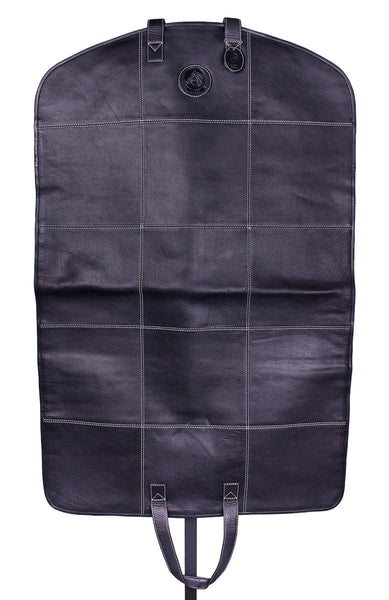 Hamptons Garment Bag in Black by Lilo Collections