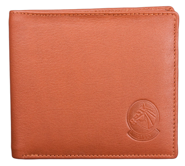 Lilo Gentleman's Bifold Leather Wallet by Lilo Collections