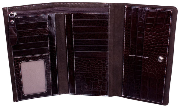 Bellagio Checkbook Wallet by Lilo Collections