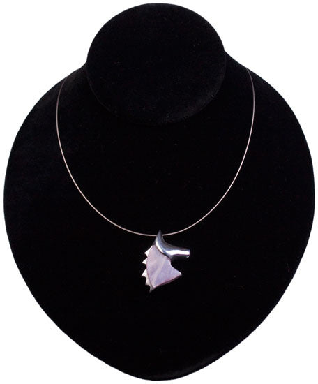 Rio Necklace in Pink Mother of Pearl by Lilo Collections