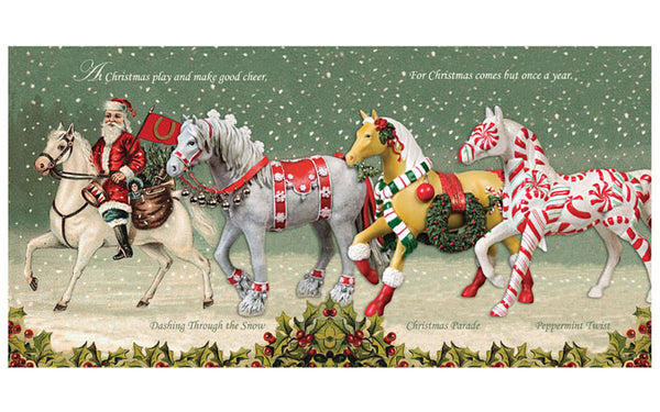 A Painted Ponies Christmas by Trail of Painted Ponies