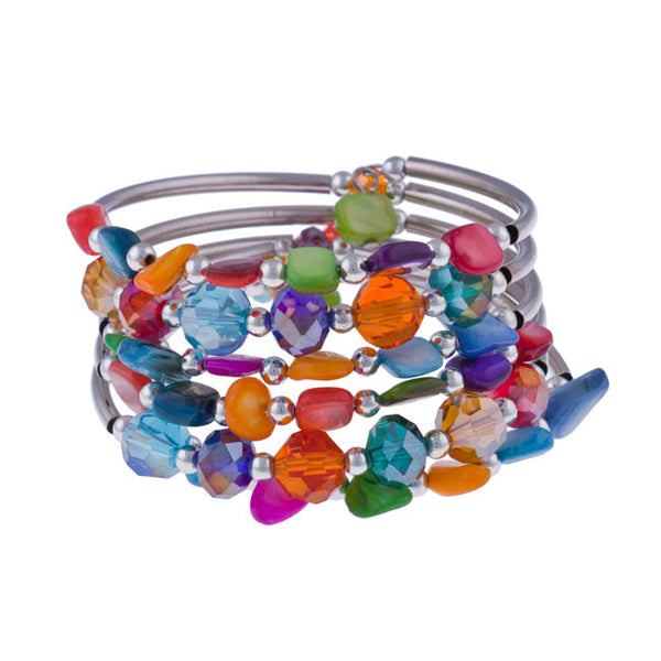 Melissa Spiral Bracelet by Red Barn Ranch