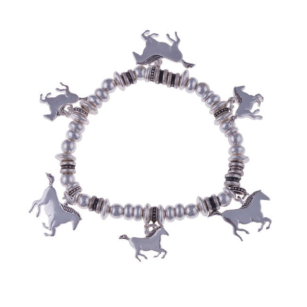 Pony Up Bracelet by Red Barn Ranch