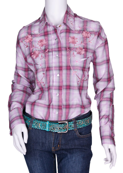 Prairie Flower Western Shirt by Rockmount Ranch Wear