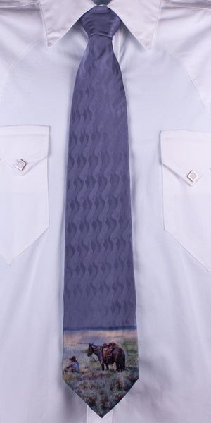 Sagebrush Picnic Tie by Rockmount Ranch Wear