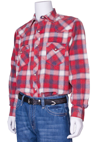 Jackson Flannel Shirt by Ryan Michael