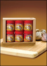 Roundup Crate of Spices by Wild West Company