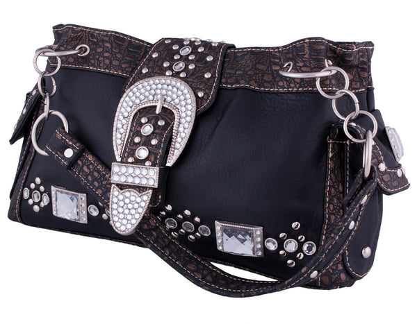 Midnight Bling Bag