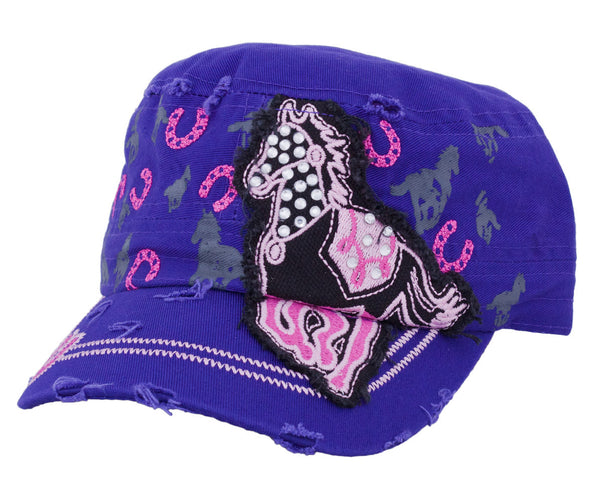 a7d2b5c56ce287 Sparks Fly Cowboy Hat in Fuchsia (by Bullhide Hats) - Canyon Creek ...