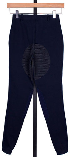 Stickyseat Long Wear Tights in Navy by Stickyseat