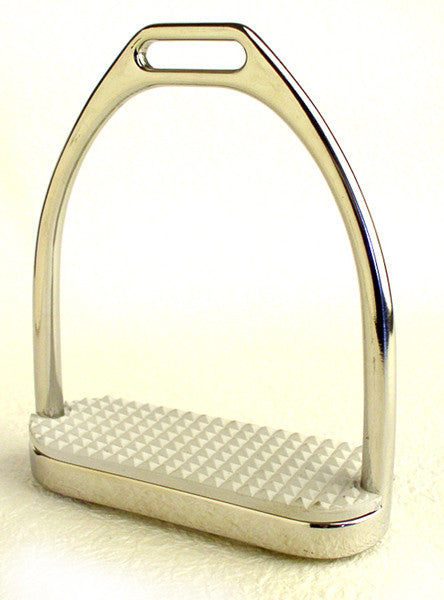 Fillis Stainless Steel Stirrup Irons by Smith-Worthington